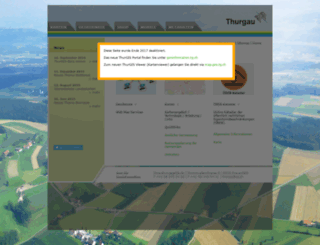 geo.tg.ch screenshot