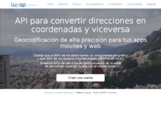 geoapps.co screenshot