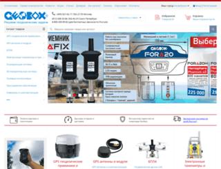 geobox.ru screenshot