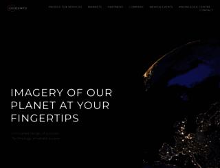 geocento.com screenshot
