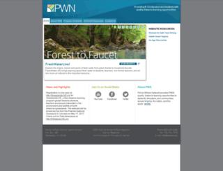geoconnects1500topresent.pwnet.org screenshot