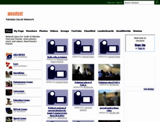 geodost.com screenshot