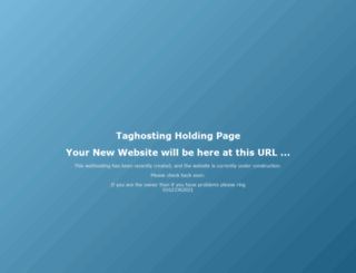 geoffarnold.co.uk screenshot