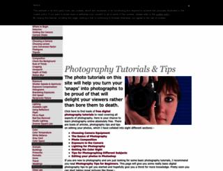 geofflawrence.com screenshot