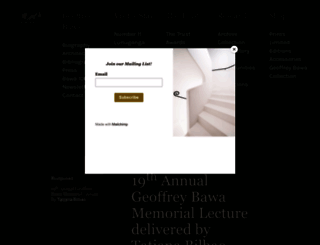 geoffreybawa.com screenshot