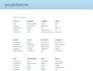 geoglobant.de screenshot