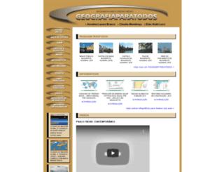 geografiaparatodos.com.br screenshot