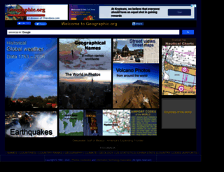 geographic.org screenshot