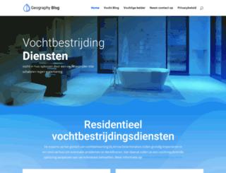 geographyblog.eu screenshot