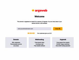 geohive.com screenshot