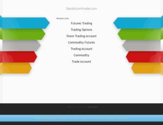 geojitcomtrade.com screenshot