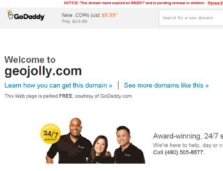 geojolly.com screenshot