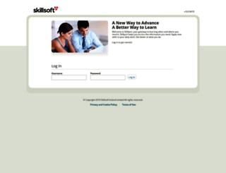 geolearning.skillport.com screenshot