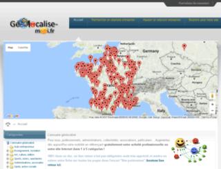 geolocalise-moi.fr screenshot