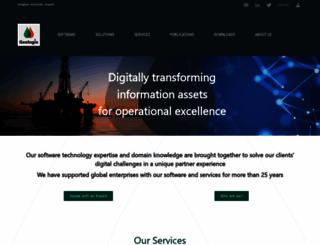 geologix.com screenshot