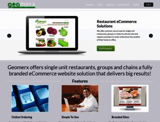 geomerx.com screenshot
