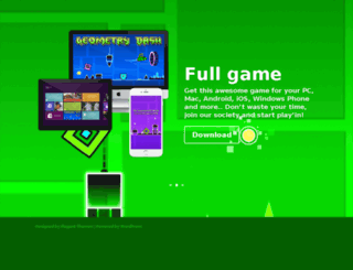 geometrydash-download.com screenshot