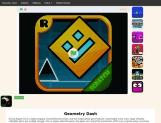 geometrydash.net screenshot