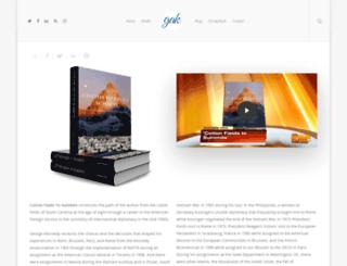 georgealfredkennedy.com screenshot