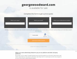 georgewoodward.com screenshot
