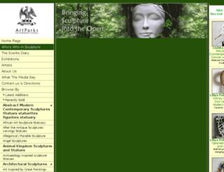 georgi-georgiev.artparks.co.uk screenshot