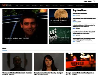 georgianewsday.com screenshot