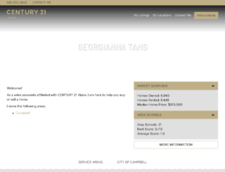 georgiannatang.c21.com screenshot