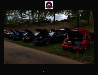 georgiaregionalmustangclub.com screenshot