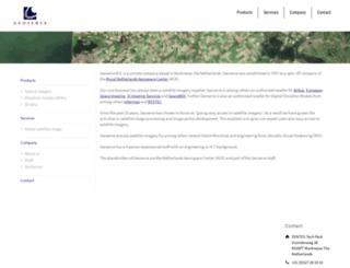 geoserve.nl screenshot