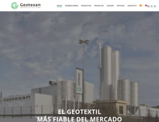 geotexan.com screenshot