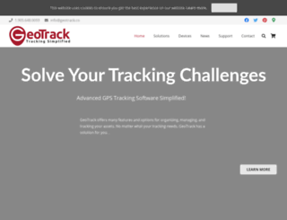 geotrack.co screenshot