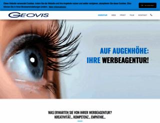 geovis.com screenshot