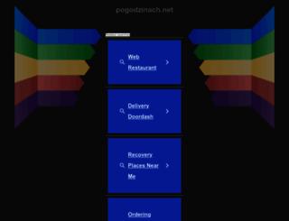 geovita-wisla.pogodzinach.net screenshot