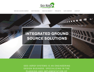 geoxergy.com screenshot