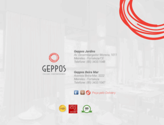 geppos.com.br screenshot