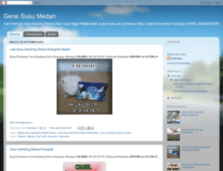 geraisusumedan.blogspot.co.id screenshot