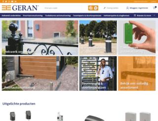 geran.nl screenshot