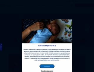 gerber.com.mx screenshot