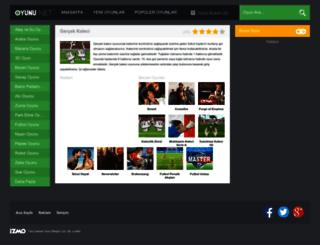 gercekkaleci.oyunu.net screenshot