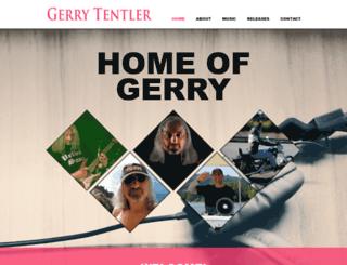 gerd-tentler.de screenshot