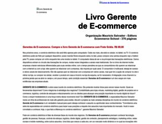 gerenteecommerce.com.br screenshot