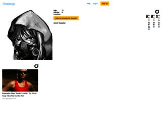 gergster.chatango.com screenshot