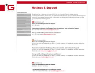 gericom.com screenshot