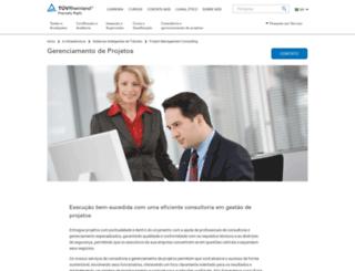 gerisengenharia.com.br screenshot