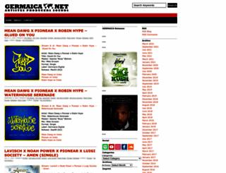 germaica.net screenshot