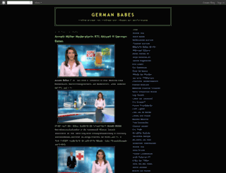 german-babes.blogspot.de screenshot
