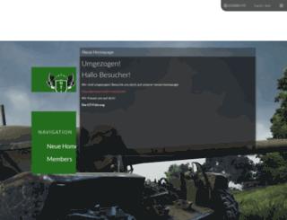 german-tank-invasion.clans.de screenshot