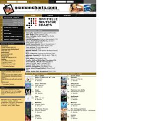 germancharts.com screenshot