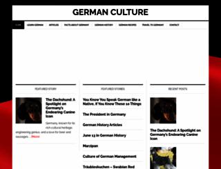 germanculture.com.ua screenshot