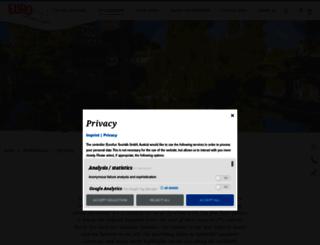 germancyclingtours.com screenshot